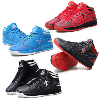 - Men's Fashion Sneakers Basketball Shoes Sports Outdoor Athletic High-top Shoes