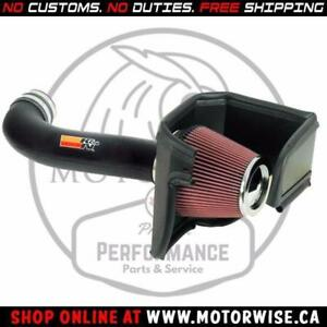 K&N 63 Series Cold Air Intake 63-1114 | Dodge Challenger & Charger 5.7L V8 | Shop & Order Online at motorwise.ca