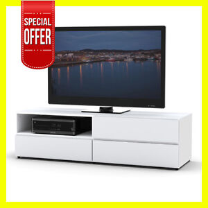 meuble audio vid o 60 po meuble tele tv stand mega vente meubles de t l unit s de. Black Bedroom Furniture Sets. Home Design Ideas