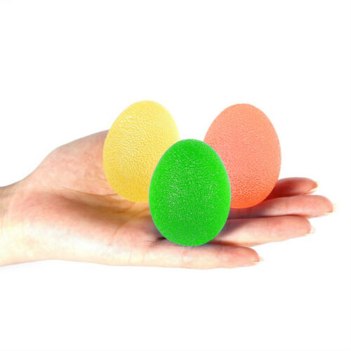grip ball silicone egg hand gripper toy