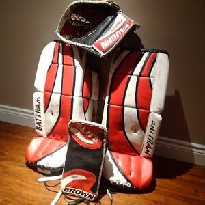 Mens Goalie Equipment $200 or best offer