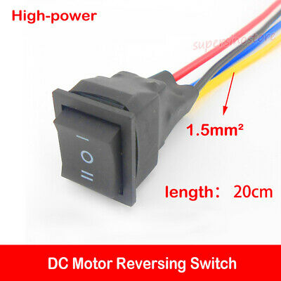 Switches - Motor Switch on