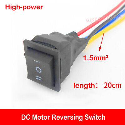 Motor Reversing Switch | Owner's Guide to Business and Industrial