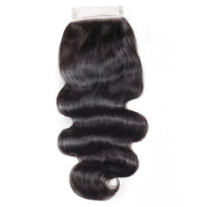 Body Wave Virgin Brazilian Closure #NATURAL (8A) FOR SALE!!!