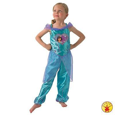 IAL Disney Kinder Kostüm Jasmine aus Aladdin Prinzessin 1001 Nacht Auswahl