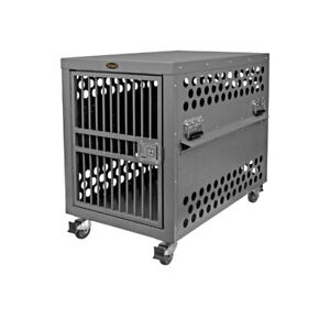 Zinger Aluminum Dog Crates (EscapeProof/AirlineApproved)