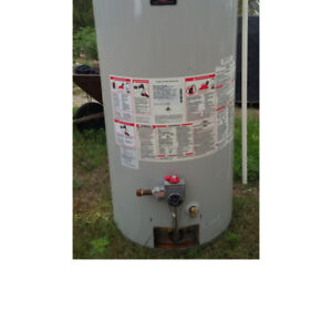 Hot Water heater - Direct Vent