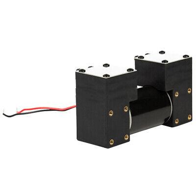 2xdc 12v Micro Vacuum Pump High Negative Pressure Silent Electric Suction S8s5