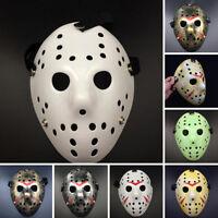 Jason Vs Freddy Il 13th Scena Horror Hockey Costume Cosplay Halloween Mascherina -  - ebay.it