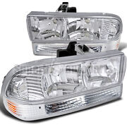 1998 Chevy Blazer Headlights