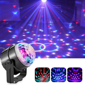 Sound Activated Disco LED Party Lights