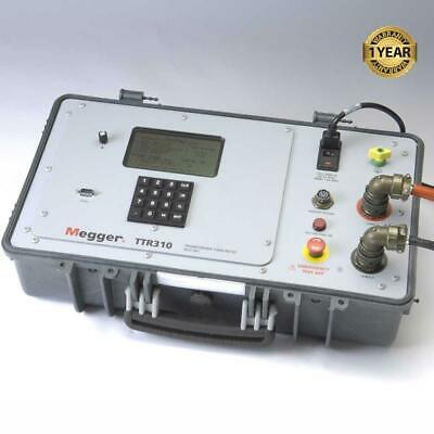 Megger Ttr310 Three Phase Transformer Turns Ratio Tester Ttr 310