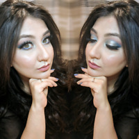 Makeup artist at home and freelance