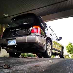 1999 Subaru Forester Part out