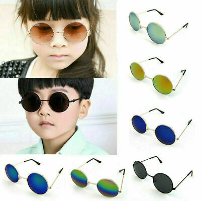 Children Polarised Pilot Sunglasses Kids Boys Girl Toddler UV Protection (Kids Polarized Glasses)
