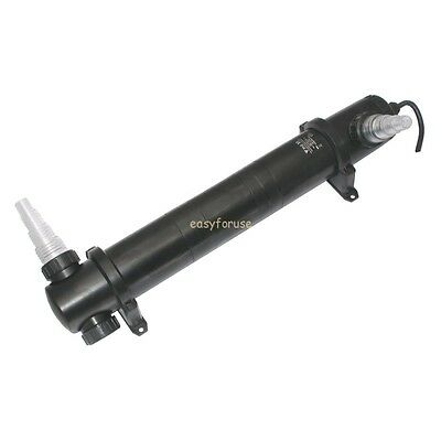 Jebao 55W UV Clarifier Sterilizer For Koi Gold Fish Pond Reef Aquarium 55 Watt