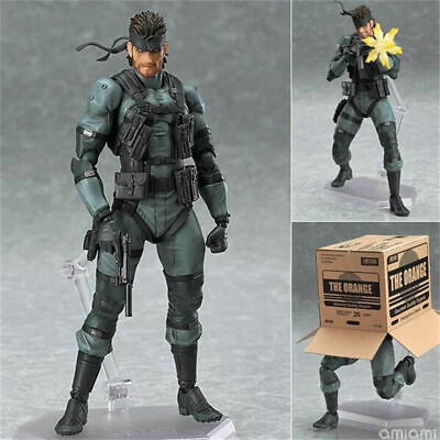 Metal Gear Solid 2 Sons of Liberty soldier Action Figure Figurine No 298 no box