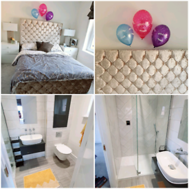 £450pm plus full board and ensuite room