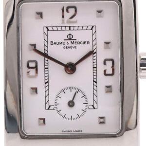 Montre BAUME & MERCIER Quartz watch / Model: Hampton  M045063