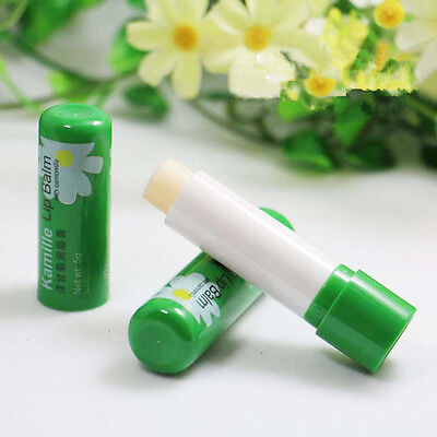 Kamille Natural Plant Lip Balm Moisturizing Sunscreen Anti-cracking X1: