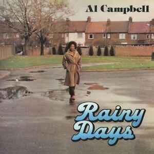 Al Campbell(Vinyl LP)Rainy Days-Burning Sounds-BSRLP948-EU-2017-M/M