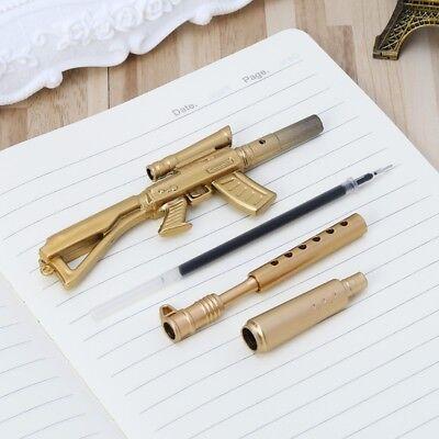 Novelty Gel Pen Gun Shape Ballpoint Pens Office School Supply Stationery Gift - Novelty Office Supplies