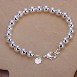 Beautiful Sterling Silver Bracelet .Brand new.Perfect for a gift