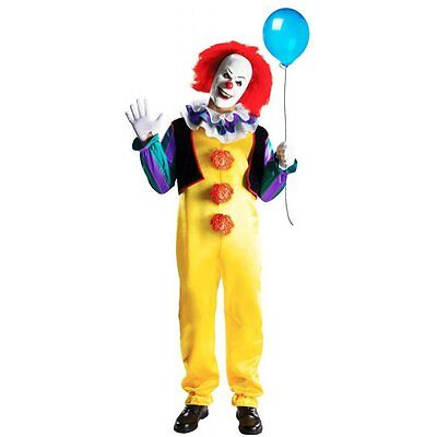 IT - Pennywise the Clown Adult Costume - It Clown Costumes