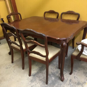 Awesome Deal for Antique Dining Set