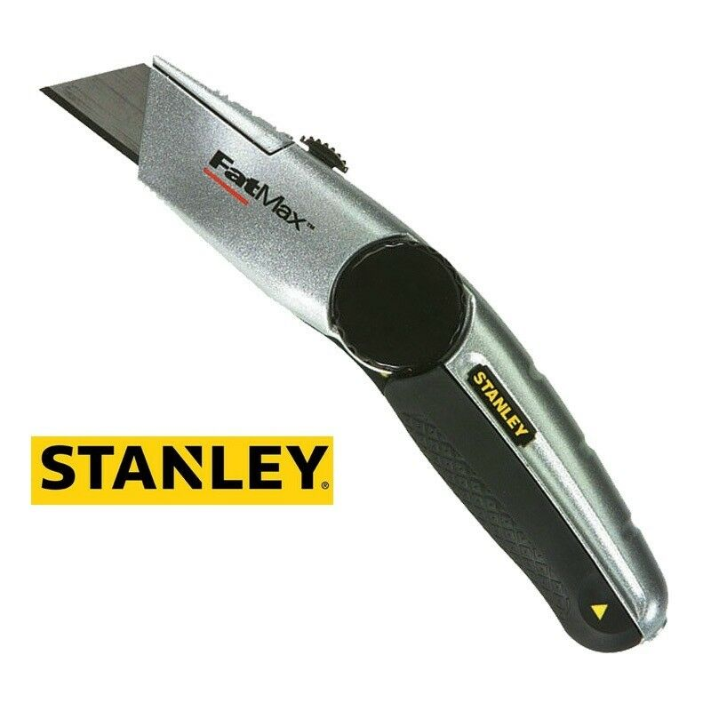 Stanley 10-777 FatMax Locking Retractable Utility Knife