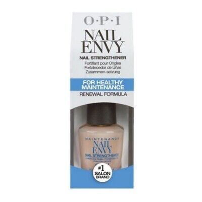 OPI Nail Envy - Nail Strengthener - Renewal Formula NT141 - 15mL 0.5 Fl oz