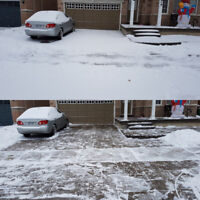 Just Call/Text 647 453 1506 Quick Clean Snow Removal from $49!