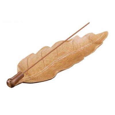 Natural Board Wooden Burner Bamboo Incense Based Stand Sandalwood Rattan Sticks