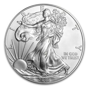 1 oz Misc. Year American Eagle $1 Silver Coin 9993