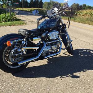 Harley sportster for sale