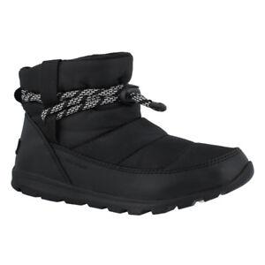 SOREL - NEVER WORN, Whitney black winter boots. $130.
