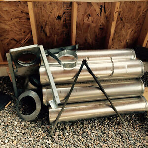 """Insulated Chimney 5"""""""
