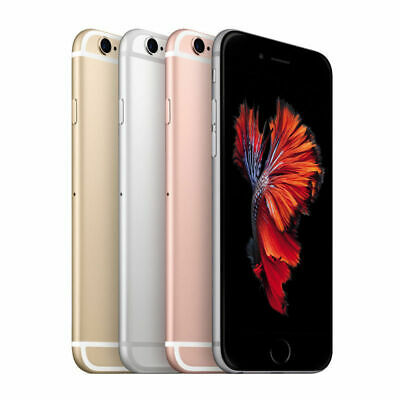 Apple iPhone 6s - 16GB 32GB 64GB - Multiple Colours - Touch ID Faulty