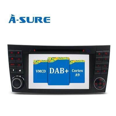 Autoradio DVD GPS SWC USB 3G für Mercedes Benz W211 E/CLS/G Klasse W219 W463