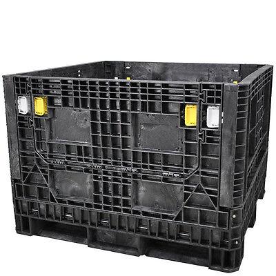 Duragreen 45 X 48 X 34 Heavy-duty Collapsible Bulk Container 2 Doors