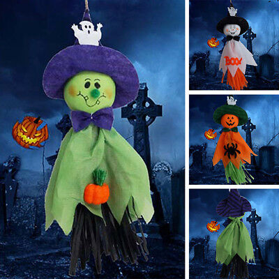 Halloween Ghost Hanging Decorations Indoor/Outdoor Halloween Party Decoration