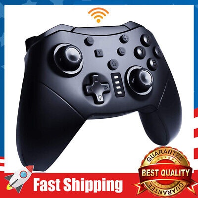 Wireless Switch Pro Controller Remote Gamepad Joystick 2020 Upgraded Version