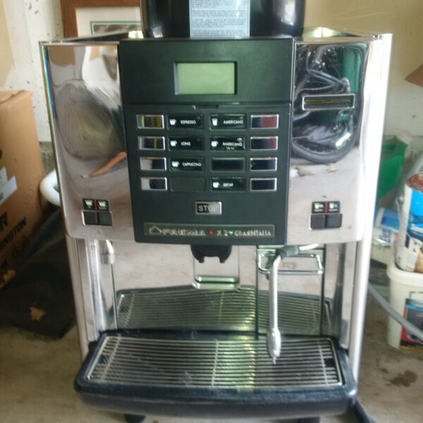 Used-FAEMA X2 Granditalia Espresso Commercial Machine for ...