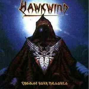 Sealed Vinyl: Hawkwind 'Choose Your Masque' Ltd Ed 1000 copies