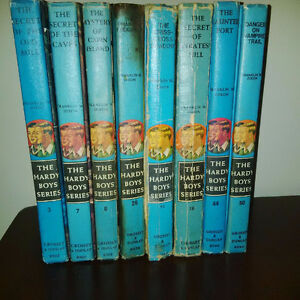 Hardy Boys Hard Cover Books - Waterloo Kitchener / Waterloo Kitchener Area image 1