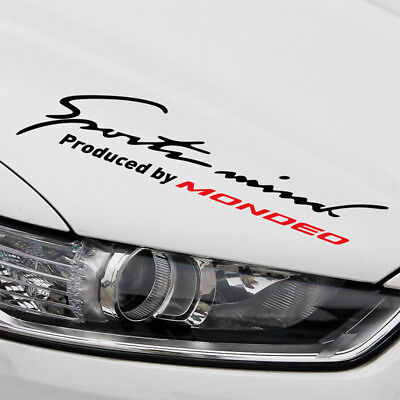 Decal sticker Sport mind Ford Mondeo
