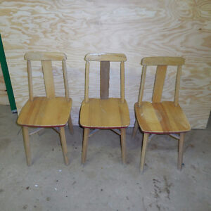 Bass River Childrens Chairs