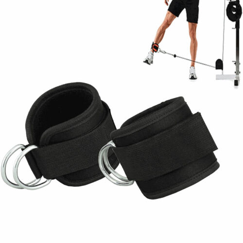 1pc ankle strap leg cable attachment pulley
