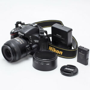 NIKON D5100 with Nikkor 40mm f/2.8G  DX Micro