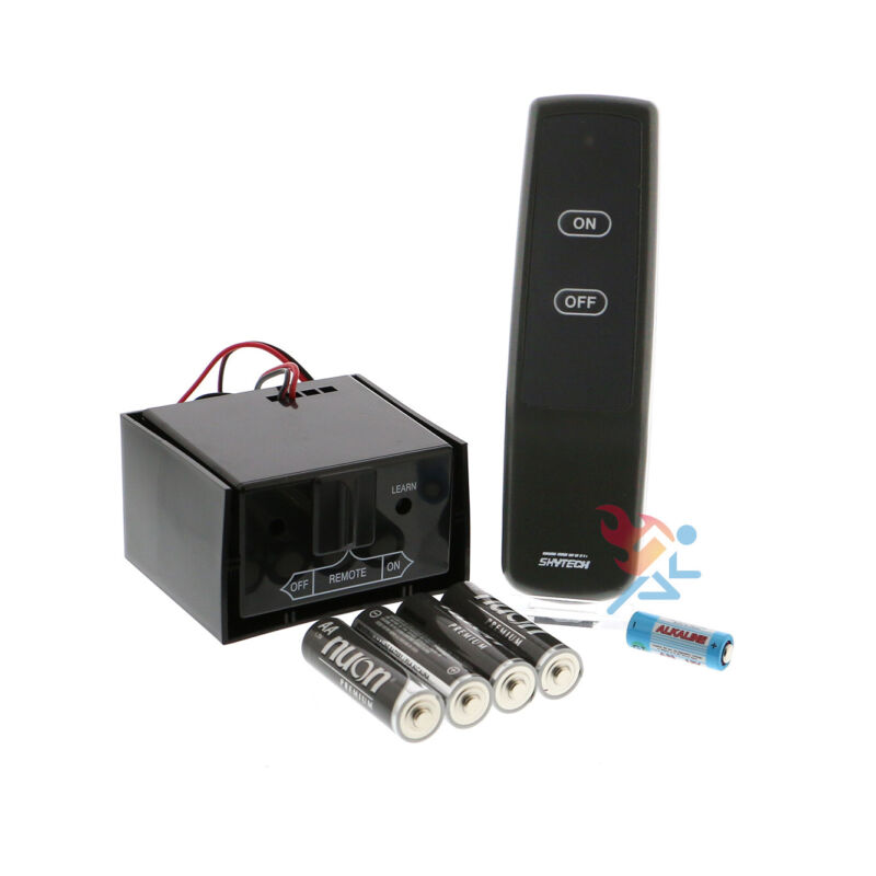 Skytech CON On/Off Fireplace Remote Control Kit